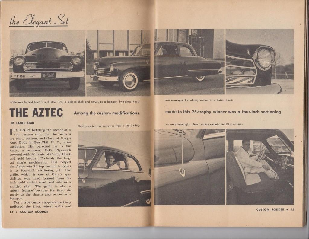Custom Rodder Magazine June 1961 13483310