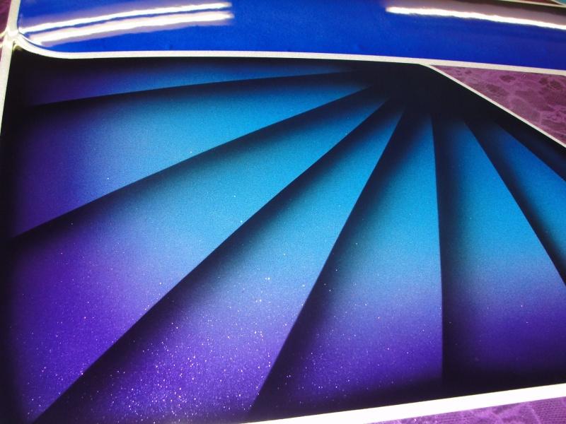 auto's crazy paint - peinture de fou sur carrosseries 13495311