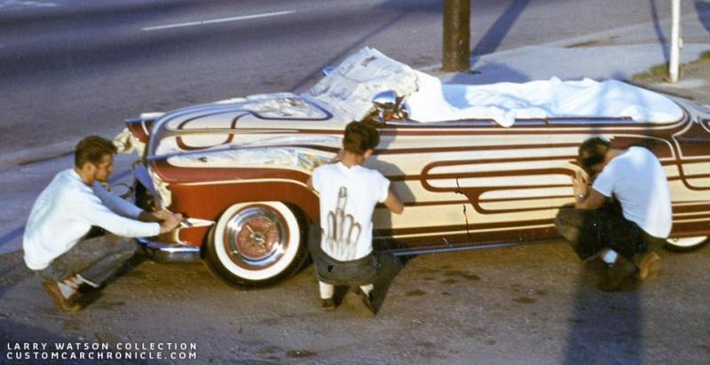 Photos d'époques de Larry Watson - Page 7 13501910