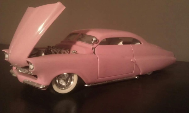 Vintage built automobile model kit survivor - Hot rod et Custom car maquettes montées anciennes - Page 5 13502811
