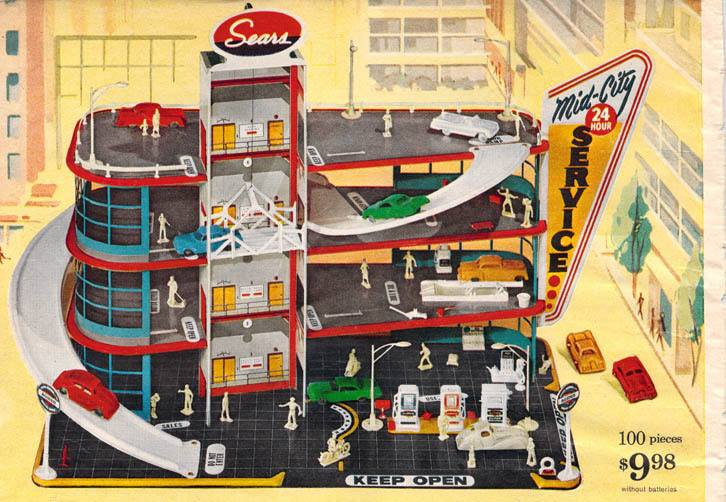 Garages jouets - Toys garage - Page 3 13507110