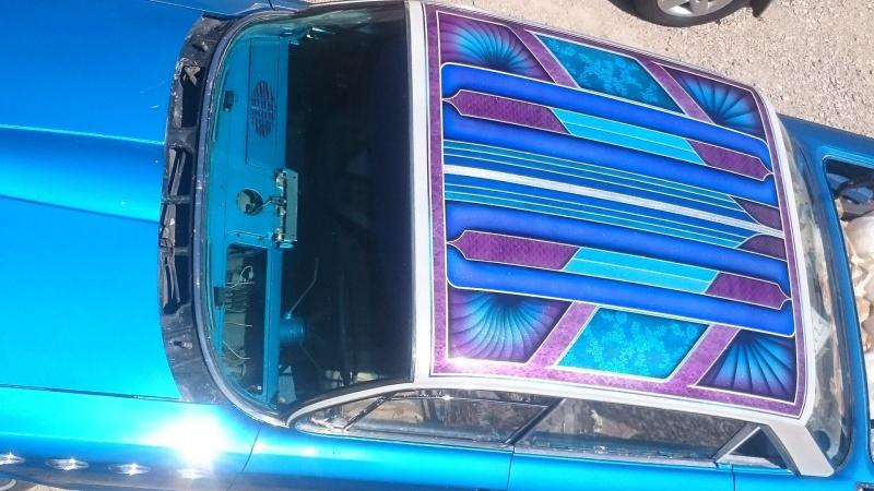 auto's crazy paint - peinture de fou sur carrosseries 13517410