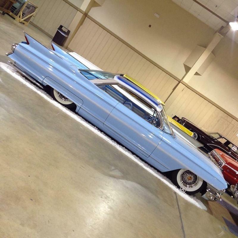 Cadillac 1961 - 1968 Custom & mild custom - Page 4 13521910