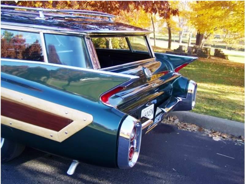 Cadillac 1959 - 1960 custom & mild custom - Page 3 13522010