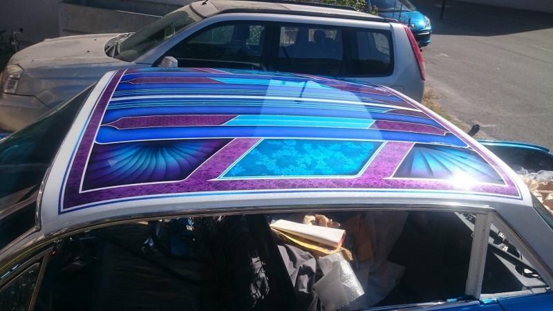 auto's crazy paint - peinture de fou sur carrosseries 13522810
