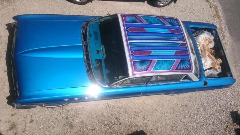 auto's crazy paint - peinture de fou sur carrosseries 13522811