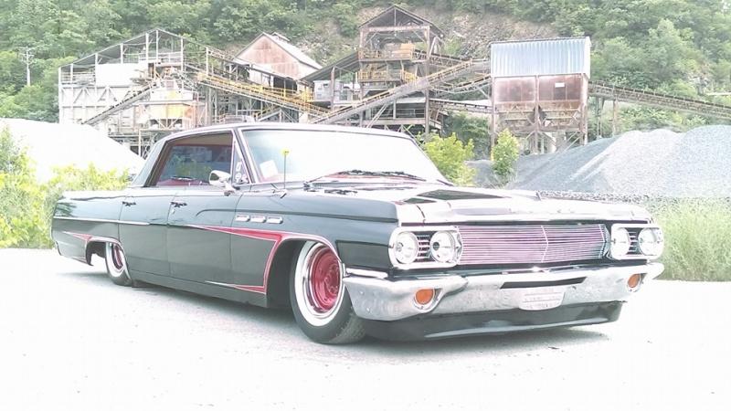 Buick 1961 - 1963 custom and mild custom 13537712