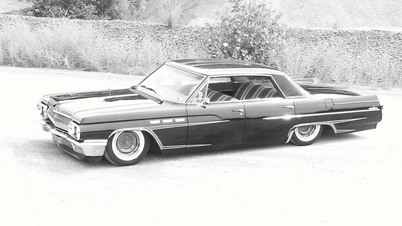 Buick 1961 - 1963 custom and mild custom 13557611