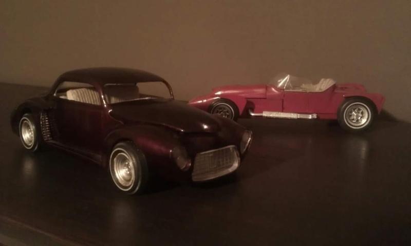 Vintage built automobile model kit survivor - Hot rod et Custom car maquettes montées anciennes - Page 5 13558710