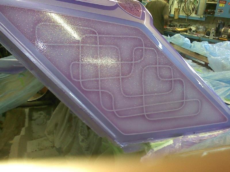 auto's crazy paint - peinture de fou sur carrosseries 13568810