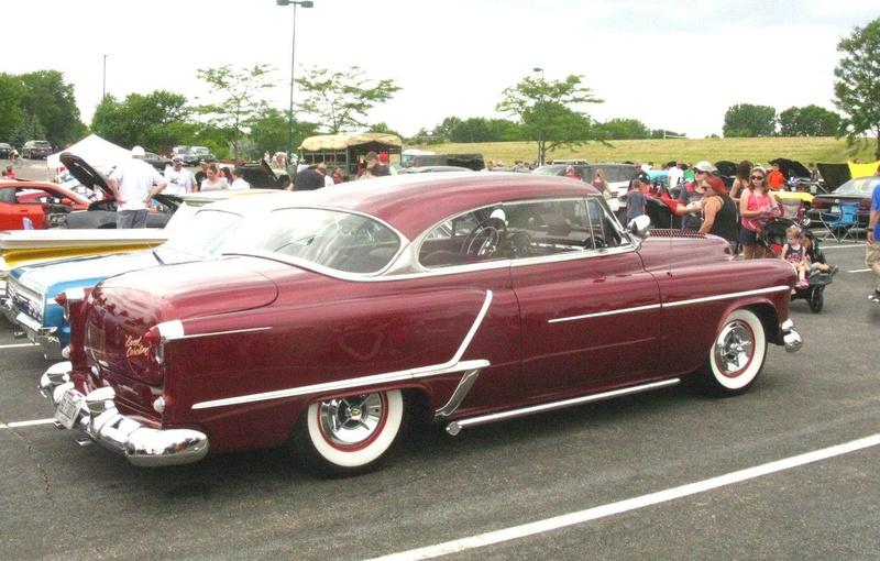 Oldsmobile 1948 - 1954 custom & mild custom - Page 7 13653110