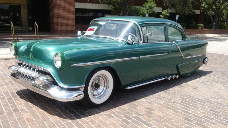 Oldsmobile 1948 - 1954 custom & mild custom - Page 7 13669511