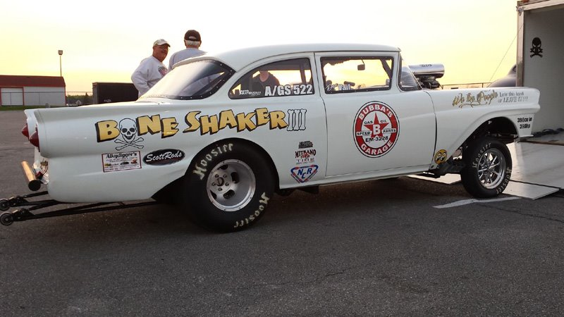 1950's Ford Gasser  - Page 3 13690711