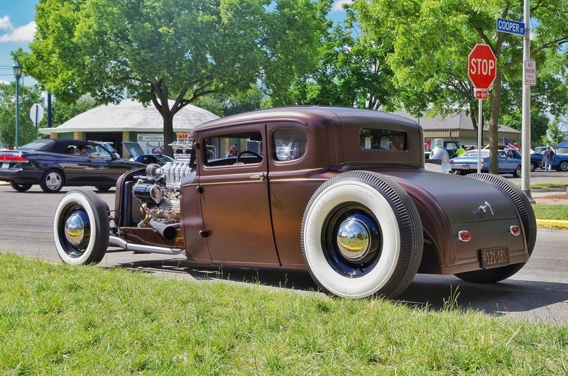 Ford 1931 Hot rod - Page 6 13692911