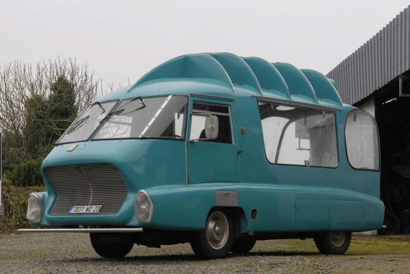 Les véhicules de la Caravane du Tour de France 1950's & 1960's - Page 4 13697910