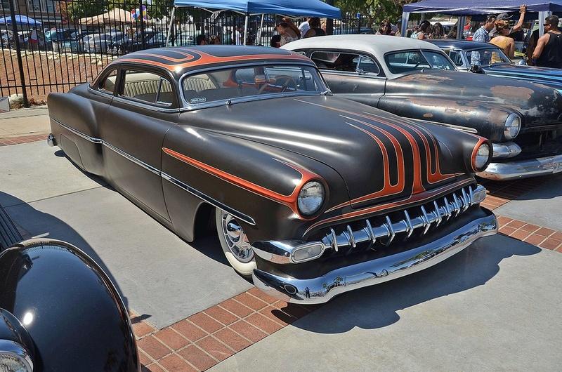 Chevy 1953 - 1954 custom & mild custom galerie - Page 13 13700911