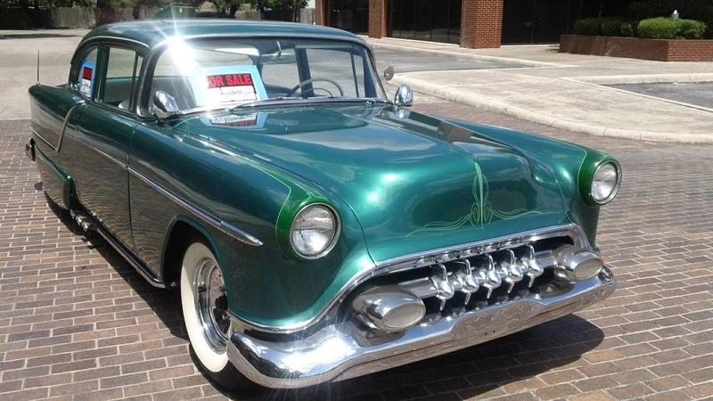 Oldsmobile 1948 - 1954 custom & mild custom - Page 7 13701011