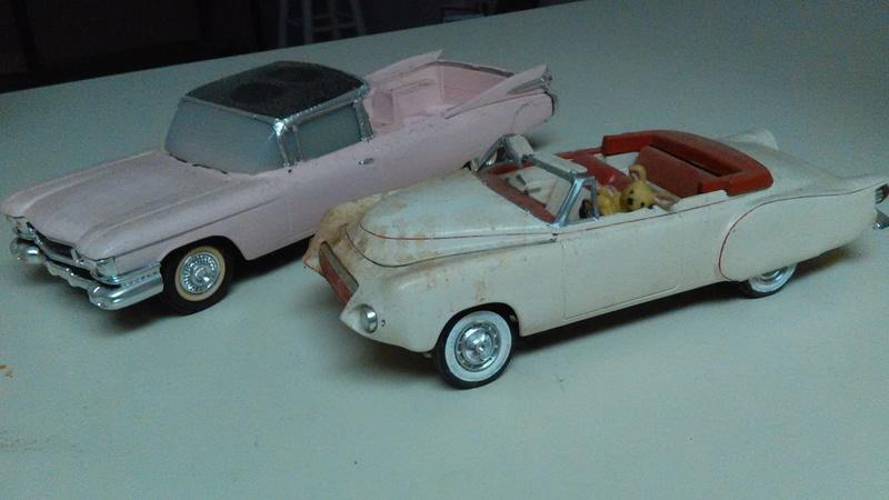 Vintage built automobile model kit survivor - Hot rod et Custom car maquettes montées anciennes - Page 5 13701211
