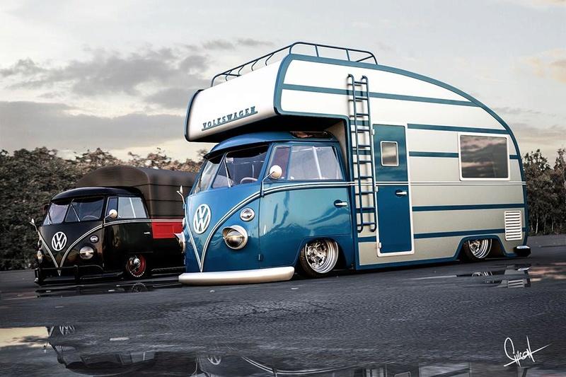 VW kustom & Volks Rod - Page 9 13707710