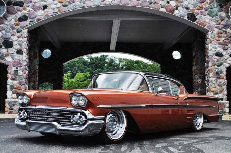 Chevy 1958 custom & mild custom - Page 7 13710611
