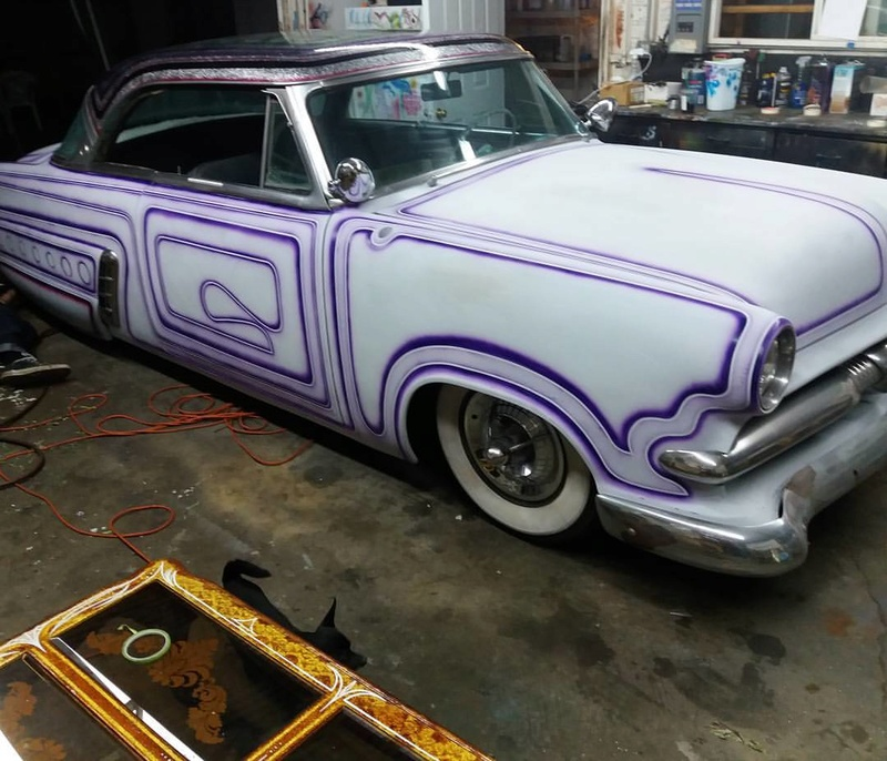 auto's crazy paint - peinture de fou sur carrosseries 13710710