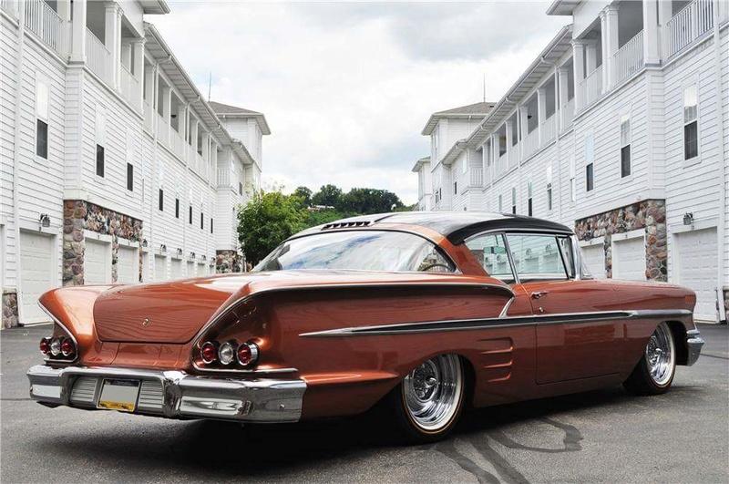 Chevy 1958 custom & mild custom - Page 7 13723912