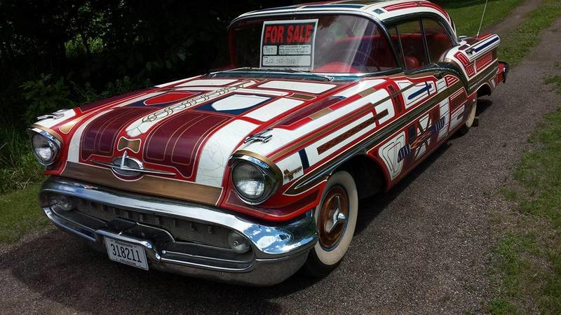Oldsmobile 1955 - 1956 - 1957 custom & mild custom - Page 5 13726810