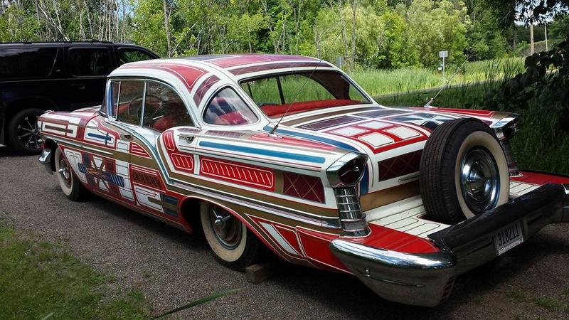 Oldsmobile 1955 - 1956 - 1957 custom & mild custom - Page 5 13729010