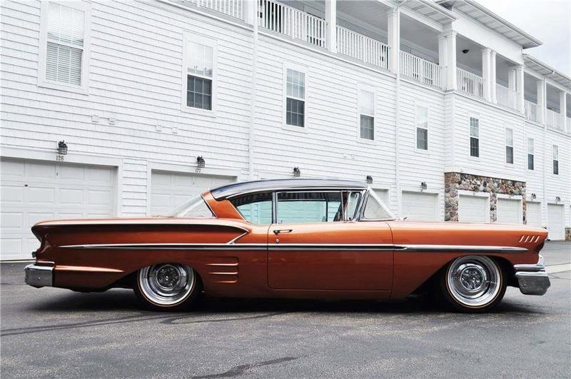 Chevy 1958 custom & mild custom - Page 7 13730811