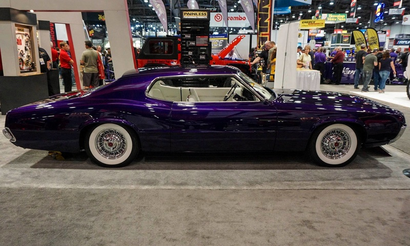 Ford Thunderbird 1964- 1966 custom & mild custom 13734910