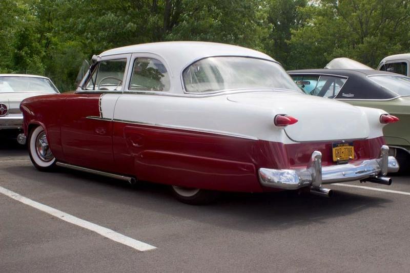 Ford 1952 - 1954 custom & mild custom - Page 9 13754510