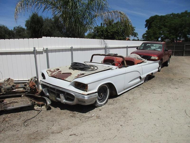 Ford Thunderbird 1958 - 1960 custom & mild custom - Page 3 13782112