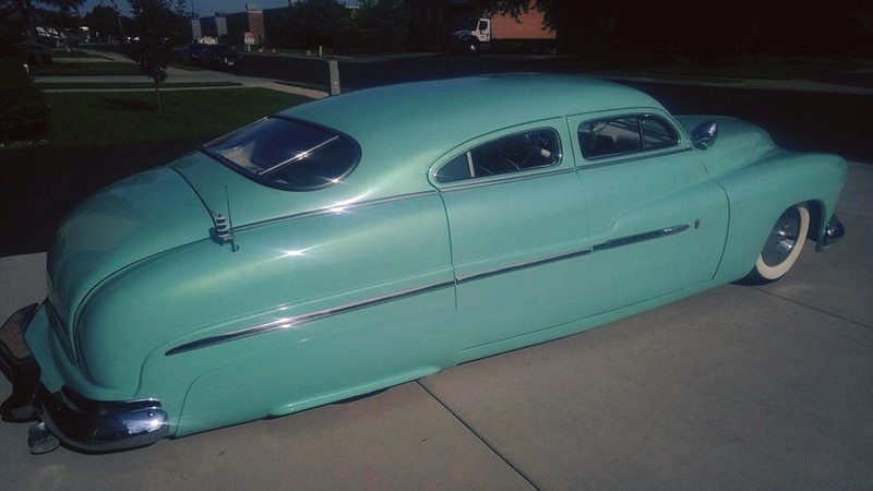 1950 Mercury - Voodoo Hawaiian - Larry Grobe 13876411