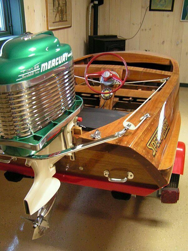 Bateaux vintages, customs & dragsters, Drag & custom boat  - Page 2 13879410