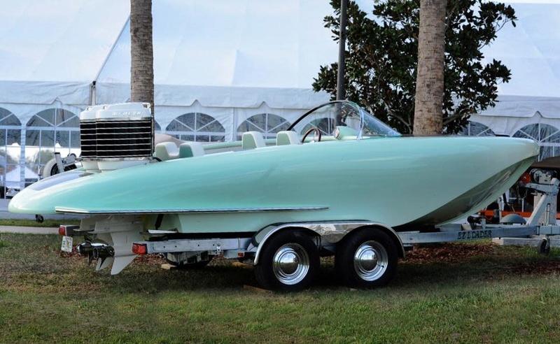 Bateaux vintages, customs & dragsters, Drag & custom boat  - Page 2 13892110