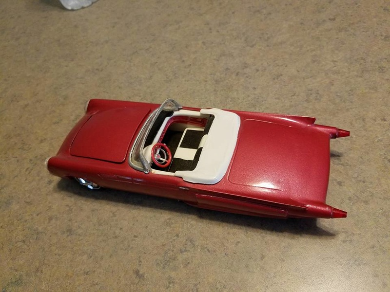 Vintage built automobile model kit survivor - Hot rod et Custom car maquettes montées anciennes - Page 6 13892310