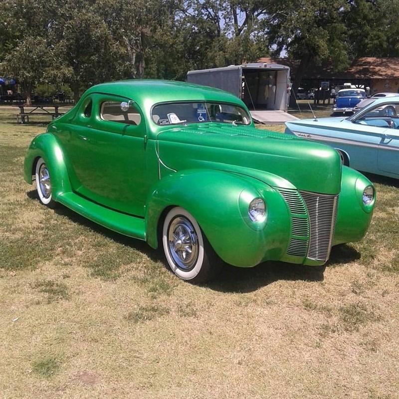 Ford & Mercury 1939 - 40 custom & mild custom - Page 7 13895210