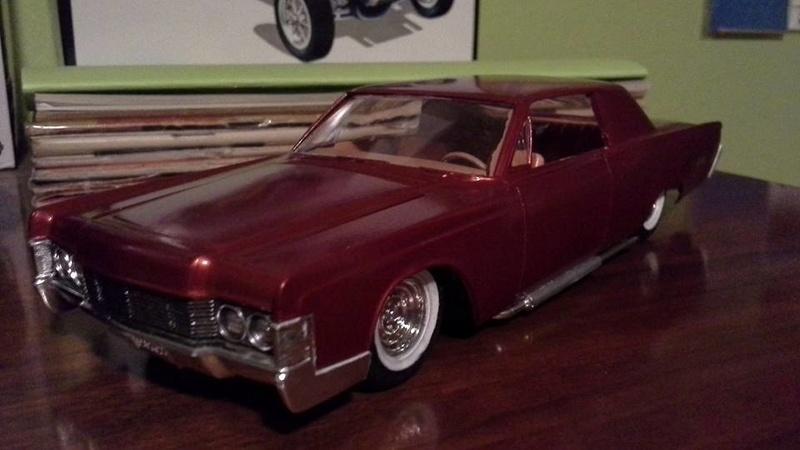 Vintage built automobile model kit survivor - Hot rod et Custom car maquettes montées anciennes - Page 6 13902612