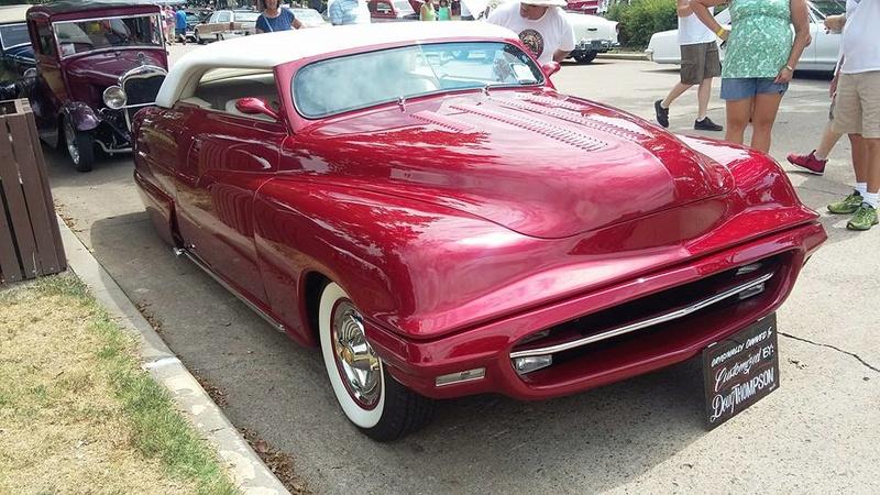 1951 Mercury - Doug Thompson 13907011