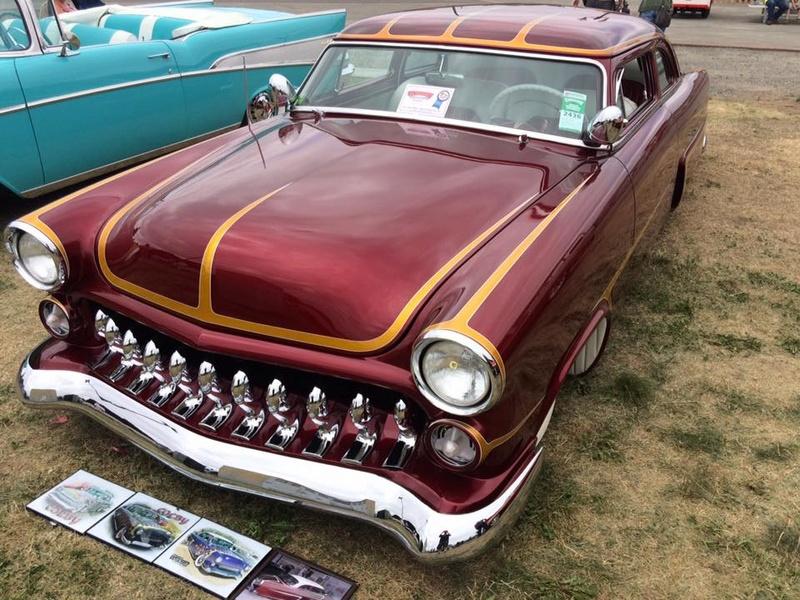 Ford 1952 - 1954 custom & mild custom - Page 9 13907112