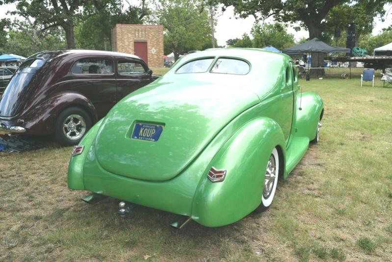 Ford & Mercury 1939 - 40 custom & mild custom - Page 7 13909011