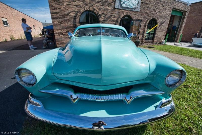1950 Mercury - Voodoo Hawaiian - Larry Grobe 13913911