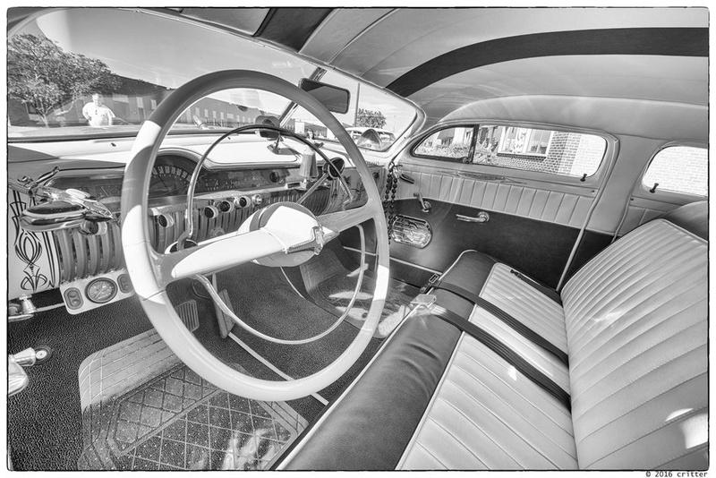 1950 Mercury - Voodoo Hawaiian - Larry Grobe 13923312