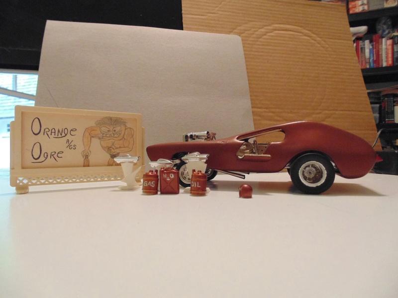 Vintage built automobile model kit survivor - Hot rod et Custom car maquettes montées anciennes - Page 6 13923412