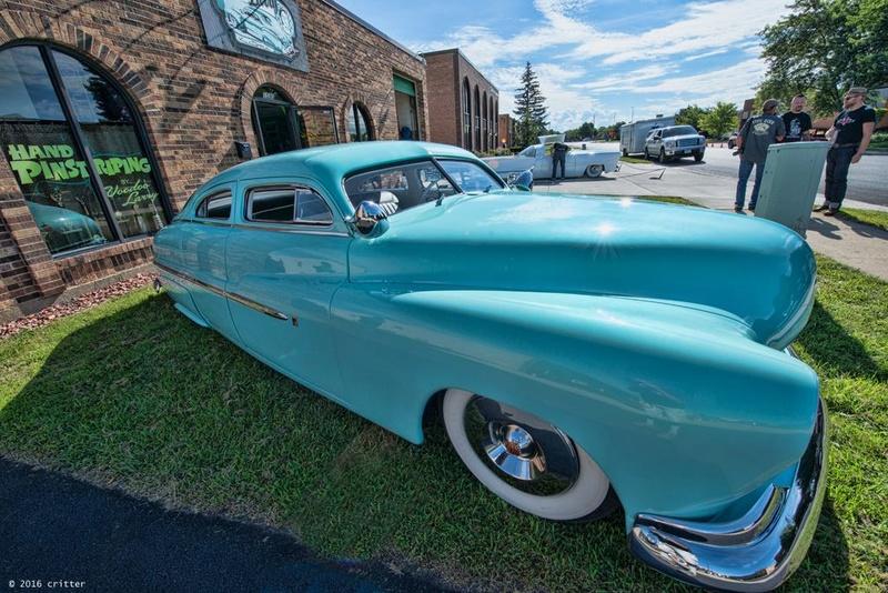 1950 Mercury - Voodoo Hawaiian - Larry Grobe 13923611