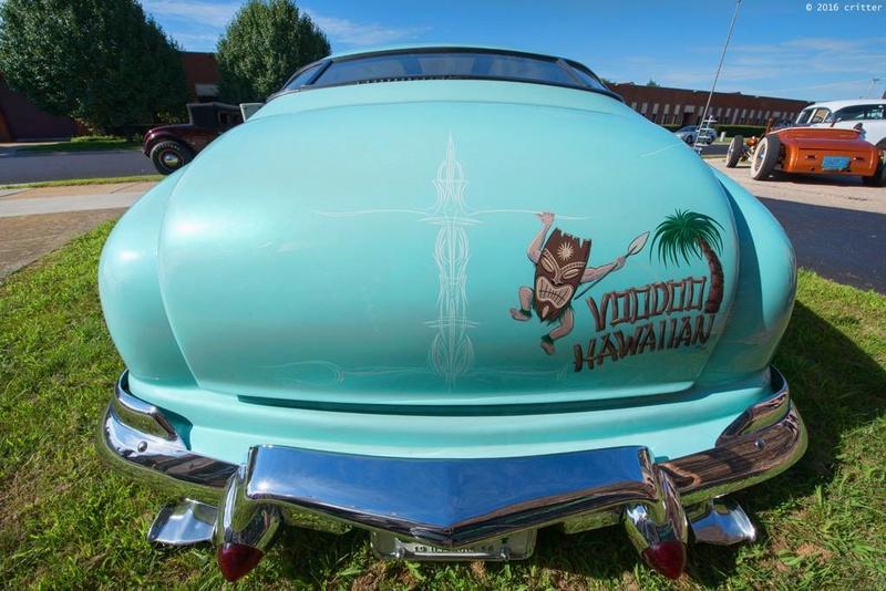 1950 Mercury - Voodoo Hawaiian - Larry Grobe 13925511