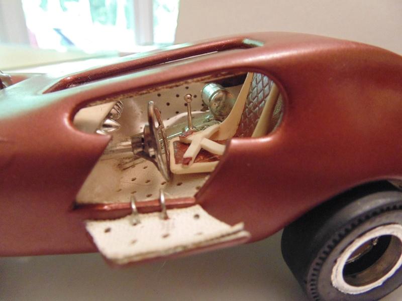Vintage built automobile model kit survivor - Hot rod et Custom car maquettes montées anciennes - Page 6 13925911