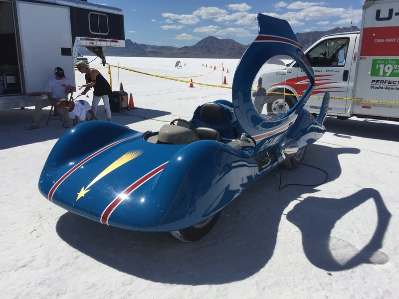 L'Etoile Filante - Renault racer 14053810