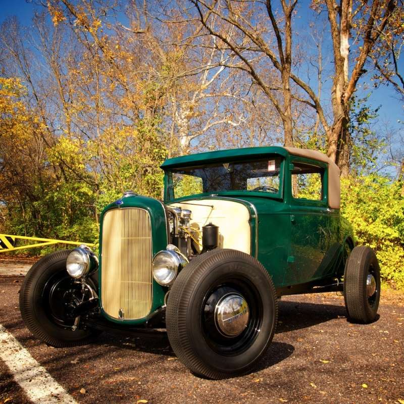 Ford 1931 Hot rod - Page 5 14783010