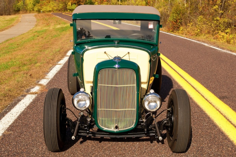 Ford 1931 Hot rod - Page 5 14783110